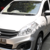 suzuki ertiga GA 2018 manual silver metalik