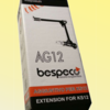 Bespeco AG12 (Extension, KS12, KS22, Dual Keyboard Stand, Clamp)