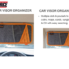 Car Visor Organizer CO0001 1PRICE