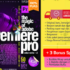 BESTSELLER Buku The Magic Of Adobe Premiere Pro+DVD - Hendi Hendratman