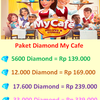 Diamond My Cafe Recipes & Stories [iOS/Android] *Ada Saingan? Kami Revisi Harga