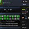 id dota divine 2 + divine 3 (2 akun) steam level 51 game total 178