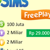 Simoleon, Lifestyle, dan Social Points The Sims Free Play [iOS/Android]