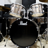 ***BILLY MUSIK*** Pearl Road Show 5 Piece Drum Set with Cymbal & Throne