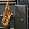 ***BILLY MUSIK*** Saxophone Ostrava Alto in Gold with Carrying Case