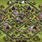 account-clash-of-clans-th-9-max-upgraded
