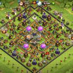 jual-town-hall-11-level-151