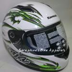 helm-full-face-original-kawasaki-ninja-250---all-size-sni-whitegreen