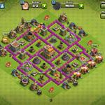 jual-akun-clash-of-clans-th7-murah