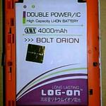 baterai-log-on-for-bolt-orion-double-power-ic-original