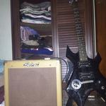 gitar-bc-rich-good-condition
