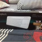 wireless-touch-keyboard-logitech-k400r-putih-murah