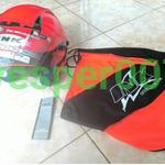 ink-metro-2-solid-fire-red-helm-half-face-size-m-kondisi-99---cod-depok