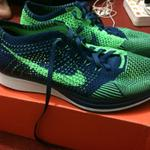 jual-flyknit-racer-poison-green-15jt-size-10-44-mint-condition