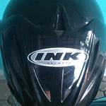 helm-ink-hitam-model-anti-theft-mulus-bandung