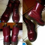 jual-sepatu-drmartens-docmart-warna-red-cherry-second-size-37