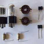 tube-tabung-6sn7--soket--capacitor