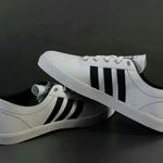 sepatu-casual-adidas-neo-vulc-ease-white-black