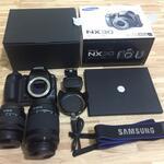 samsung-nx-30-kit-18-55-dan-lensa-tele-50-200-bandung