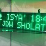 lampu-running-text-jadwal-sholat-remote-malang-kota
