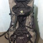 deuter-air-contact-4510-black-granitw-like-new