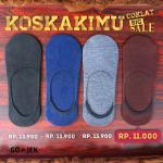 kaos-kaki-mata-kaki---hidden-sock---invisible-sock