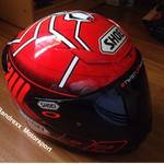 helm-shoei-z7-marquez3-tc-1-size-xl-second--not-arai-kyt-agv-nolan-shark-xlite