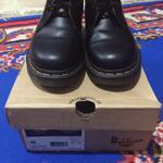 wts-dr-martens-docmart-1461-black-smooth-size-9-42-original