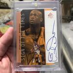 kartu-basket-nba-1998-99-eric-dampier-autographed