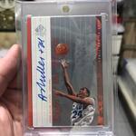 kartu-basket-nba-1999-00-upper-deck-auto-andre-miller