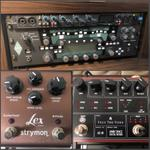 kemper-profiler-rack--strymon-lex-rotary--free-the-tone-ambi-space-reverb