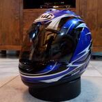 arai-rr5-mamola-blue-m-murah