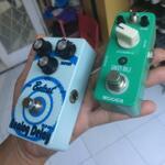 efek-gitar---pedal-mooer-green-mile--belcat-delay--power-adaptor-biyang