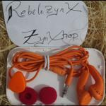 earkube-earphone-thekube---orange