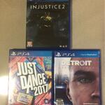 bd-playstation-4---injustice-2-detroit-become-human-just-dance