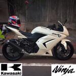kawasaki-ninja-250r-ex-250j-karburator-very-rare-colour-pearl-white