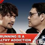 Running is A Healthy Addiction