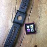 ipod-nano-gen-6-16gb-with-lunatik-strap-case-watch-original