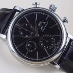 iwc-portofino-automatic-chronograph-day-date-black-dial-steel-leather-42mm