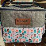 gabag-cooler-bag-forest-susu-asi-murah-baru-ori