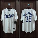 mlb-baseball-jersey-original-authentic-la-dodgers-35-cody-bellinger-size-large
