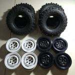 wts-rc-adventure--super-swamper-19--2set-velg-gmade--ban-rock-crusher