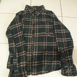 kemeja-flannel-second-good-condition