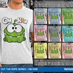 kaos-cut-the-rope-by-redpin-merchandise