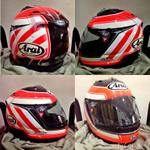 forsale--arai-rr5-rx7-size-l-fit-to-m-not-agv-hjc-shoei-airoh-ogk