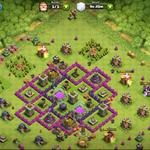 akun-extra-clash-of-clans---coc-th-7-murah-70-maxed