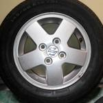 velg--ban-karimun-wagon-r-good-condition