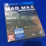 bs-ps4-murah---mad-max-ripper-edition-steelcase---mulus-like-new-99-free-ongkir