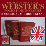 websters-time-deluxe-limited-international-edition-plus-bookstand-union-jack