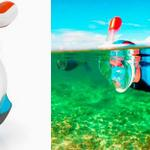 tribord-easybreath-snorkling-mask